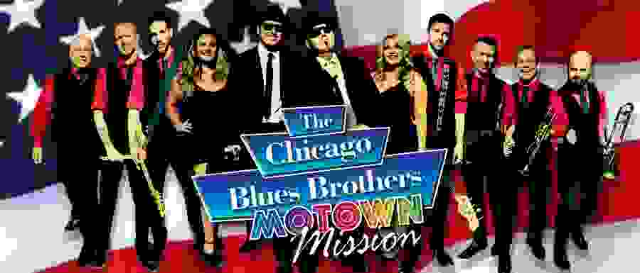 Chicago Blues Brothers  - Motown Mission