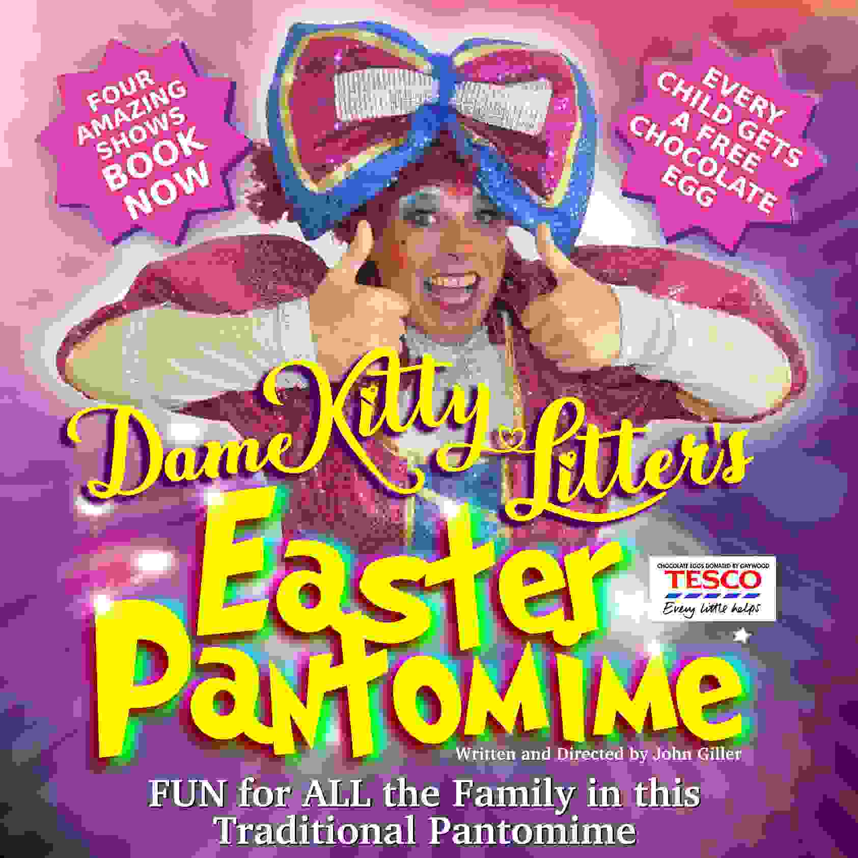 Dame Kitty Litter's Easter Pantomime