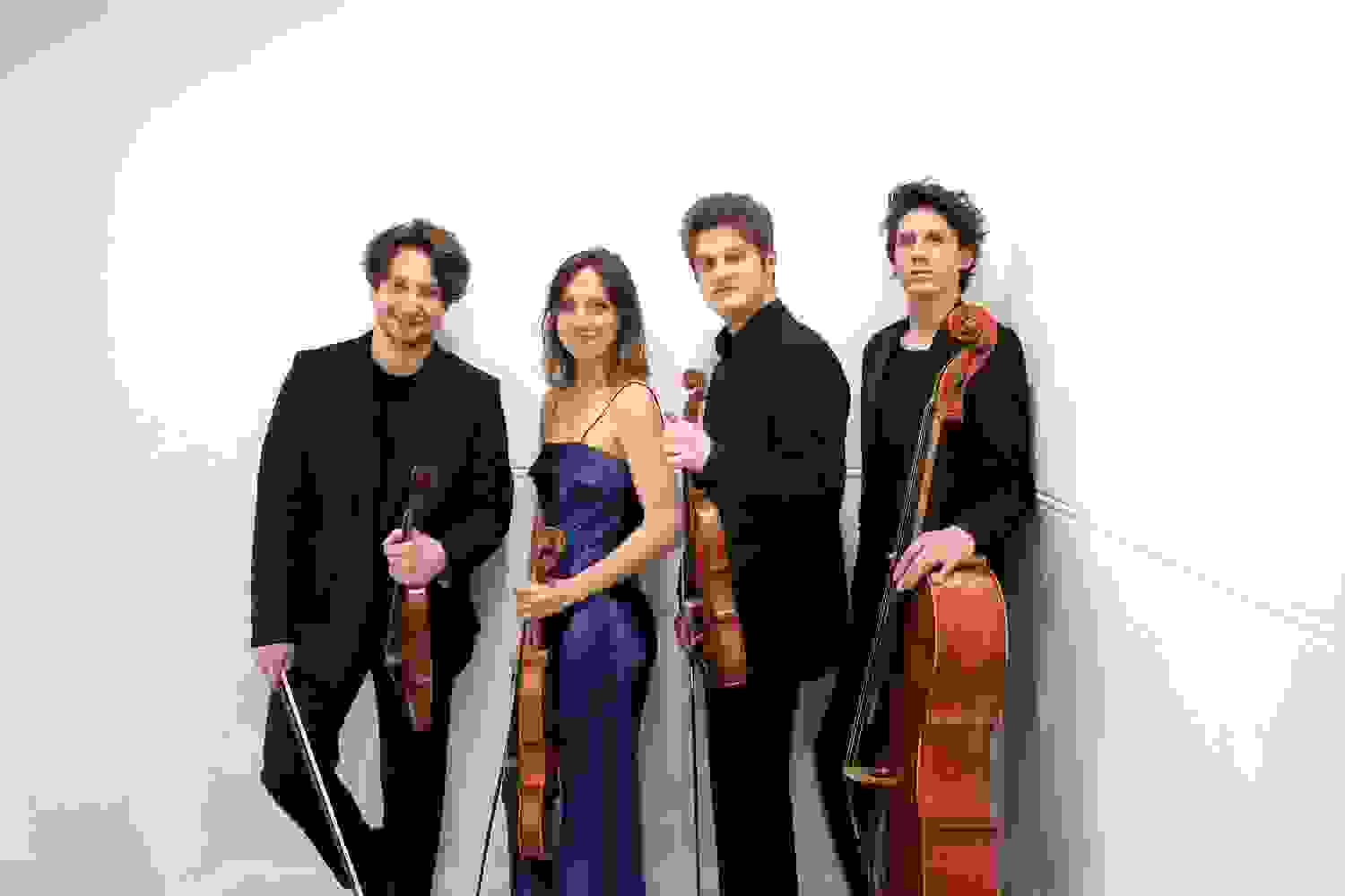 Coffee Concert:Ruisi Quartet