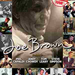 Joe Brown In Concert 60th Anniversary Tour
