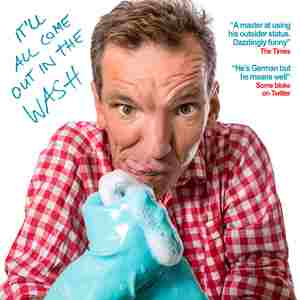 Henning Wehn - It Will All Come Out In The Wash
